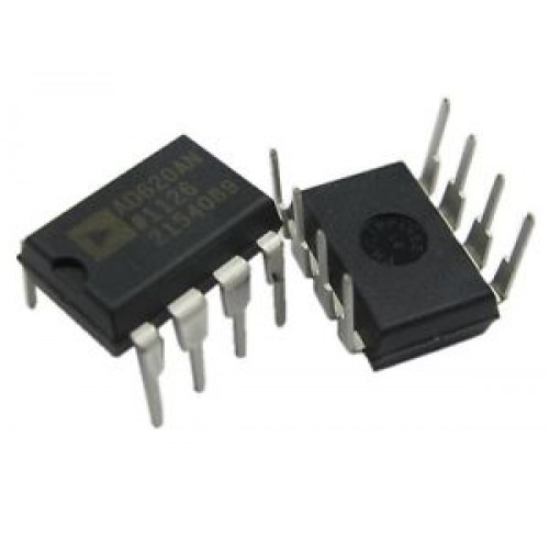 AD620 Instrumentation Amplifier