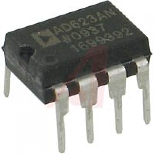 AD623 Instrumentation Amplifier