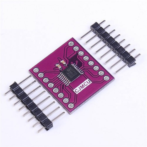 AD7793 low noise amplifier module