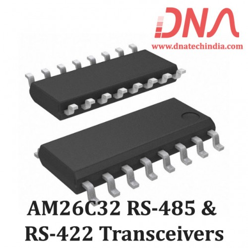 AM26C32 Differential Line Receiver (SOIC)