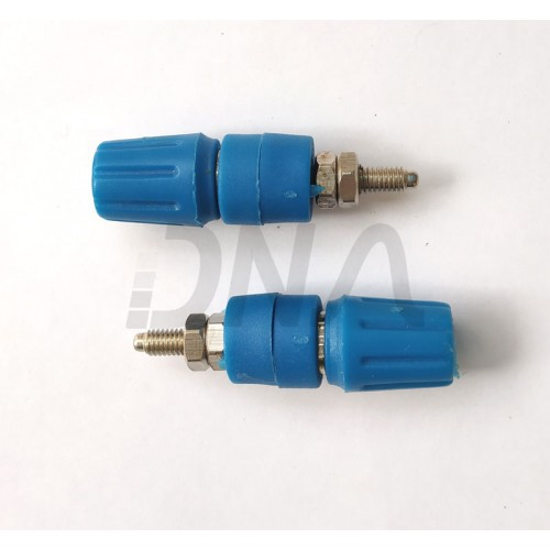 Blue 2mm female banana socket (bit5)