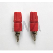 Red 2mm female banana  socket (bit5)
