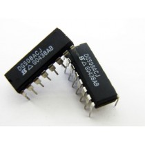 DG508 CMOS Analog Multiplexer