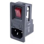 EMI-12 Power Inlet