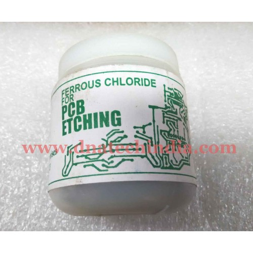 Ferric Chloride for PCB Etching 50Gms