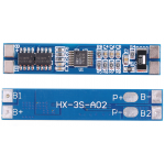3S Li-Ion BMS HX-3S-A02 Module