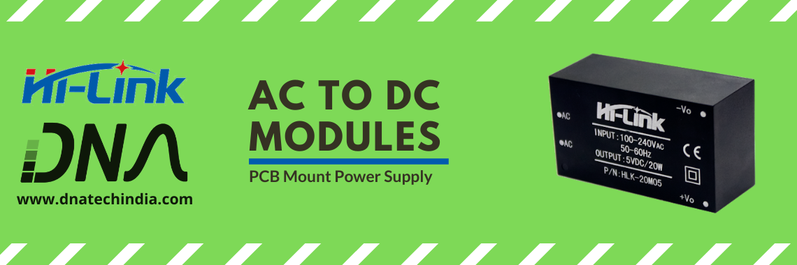 Hi_Link AC to DC Power Supply Modules