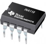 INA118 INSTRUMENTATION AMPLIFIER