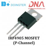 IRF4905 P-Channel MOSFET (Doingter)