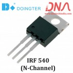 IRF540 N-Channel MOSFET (Doingter)