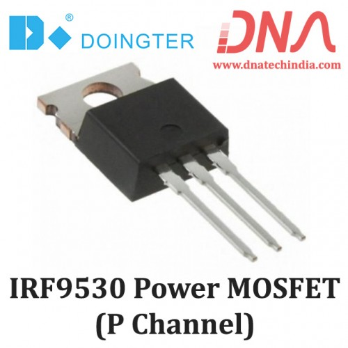 IRF9530 P-Channel Power MOSFET (Doingter)