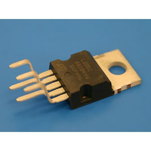 L200C Adjustable Voltage & Current Regulator