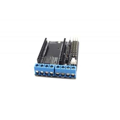 L293D Motor Driven Expansion Board for Node Mcu Lua Wifi Board