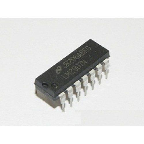 LM2907 Frequency to Voltage Converter