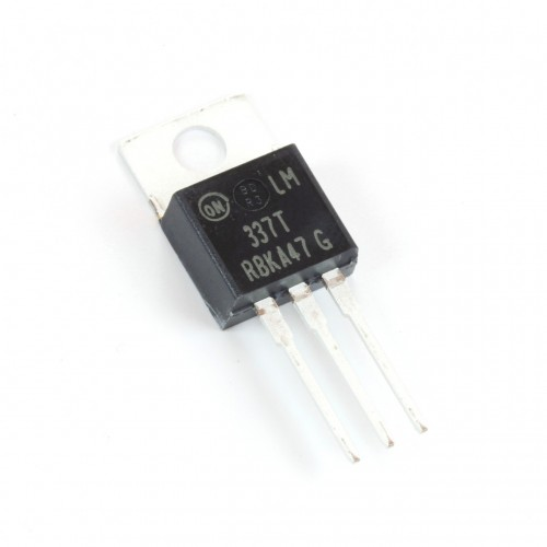 LM337 Adjustable Negative Voltage Regulator