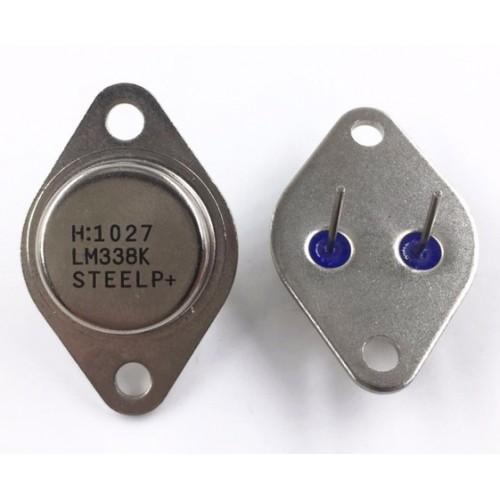 LM338 5A Adjustable Voltage Regulator