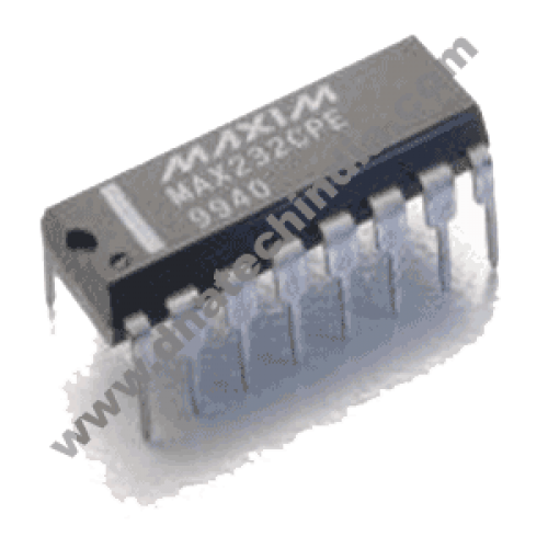 MAX232 TTL to RS232 IC