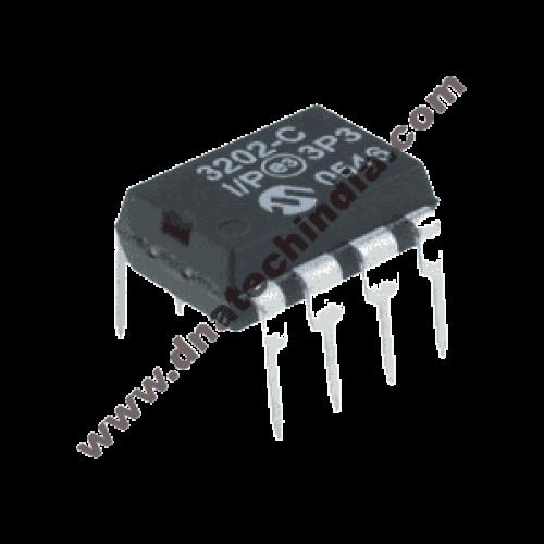 MCP3202 ADC