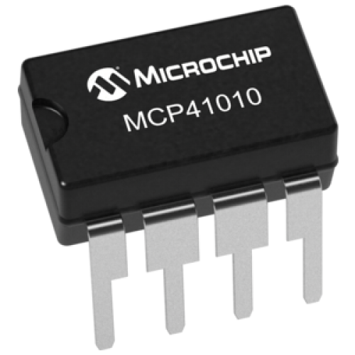 MCP41010 8-Bit Digital Potentiometer