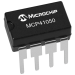 MCP41050 8-Bit Digital Potentiometer