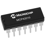 MCP42010 Digital Potentiometer