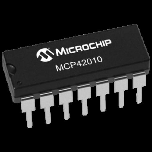 MCP42010 Digital Potentiometer