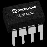 MCP4802 8-Bit DAC