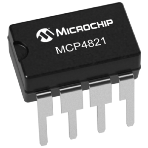 MCP4821 12bit Digital to Analog Convertor