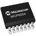 MCP6004 Opamp