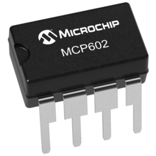 MCP602 Dual Op-Amp