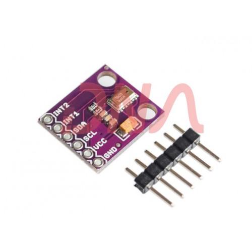 MPL3115A2 Barometric Pressure, Altitude, Temperature Sensor