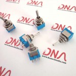 DPDT 3 way Toggle Switch (ON-OFF-ON)