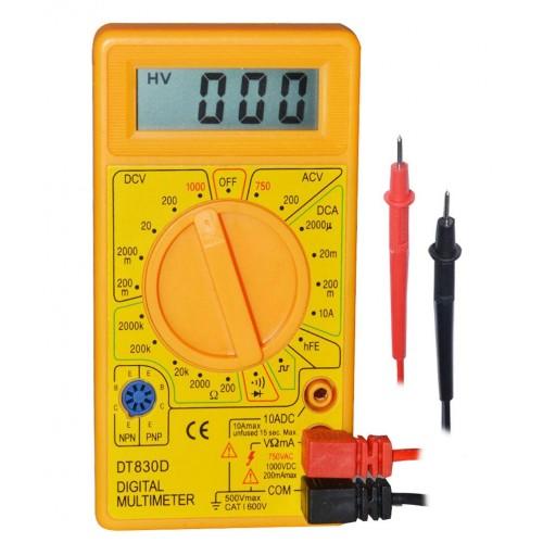 Multimeter DT830D