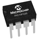 PIC10F220 Microcontroller