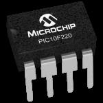 PIC10F220 Microcontroller