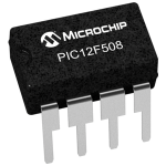 PIC12F508 Microcontroller