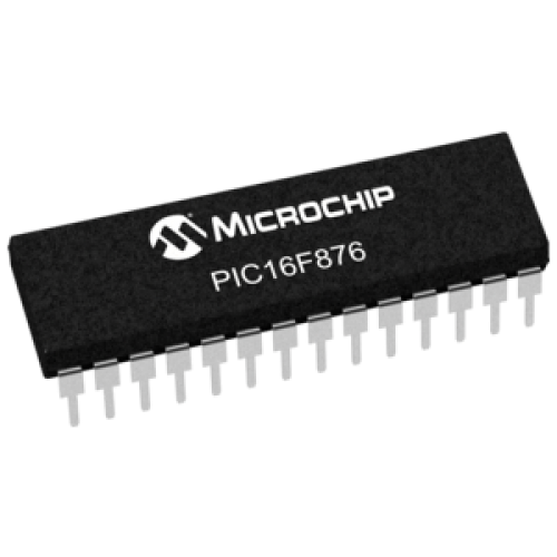 PIC16F876 Microcontroller