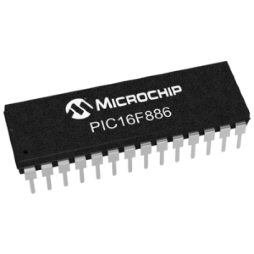 PIC16f886 Microcontroller