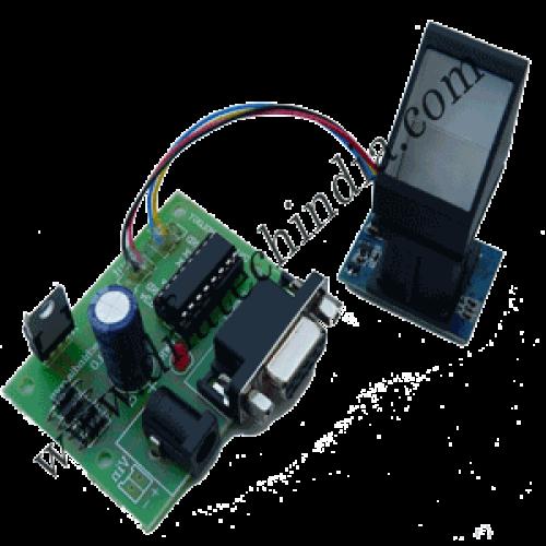 r305 fingerprint module code vb