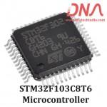 STM32F103C8T6 ARM Microcontroller