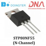 STP80NF55 N-Channel MOSFET (Doingter)