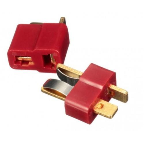 T Plug Male & Female Deans Connectors