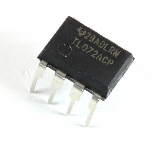 TL072 JFET-Input Operational Amplifiers
