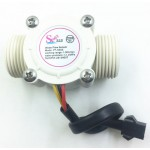 "YF-S403 3/4"" Water Flow Hall Sensor"