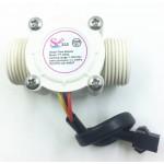 """YF-S403 3/4"""" Water Flow Hall Sensor"""