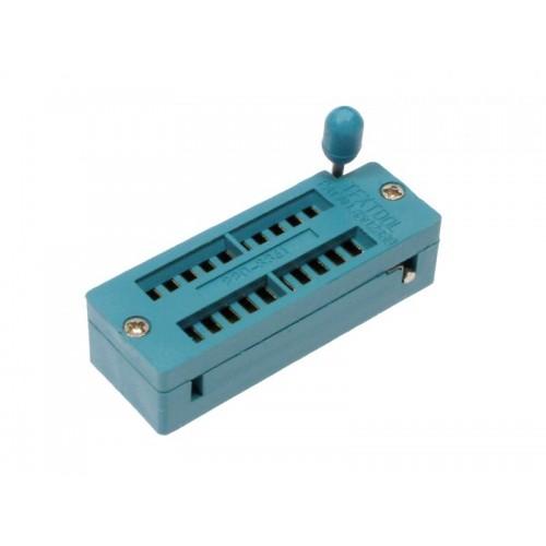 ZIF IC socket 20 pin