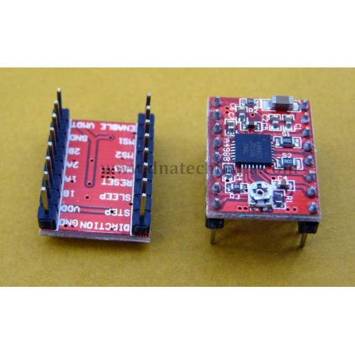Buy online a4988 stepper motor driver module in india at for Low cost stepper motor