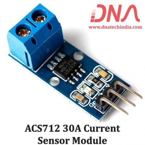 ACS712 30 Amp Current Sensor Module