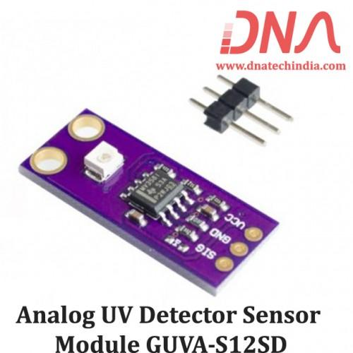 Analog UV Detector Sensor Module GUVA-S12SD