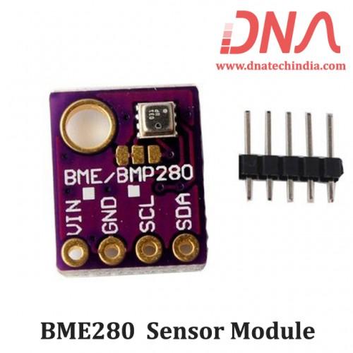 BME280 Temperature, Humidity & Pressure Sensor Module